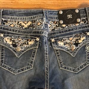 Miss Me jeans 29x32